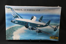 YQ007 HELLER 1/72 maquette avion 80311 Lockheed EC. 121 Warning Star
