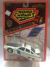 1:43 1995 Road Champs Police Series Alaska State Trooper