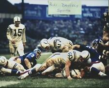 TOM MATTE EARL MORRALL NEW YORK GIANTS COLTS 1968 8 X 10 ORIGINAL PHOTO 1
