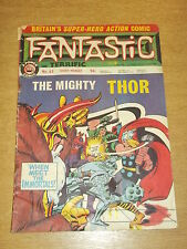 FANTASTIC #63 BRITISH WEEKLY 27TH APRIL 1968 THOR^