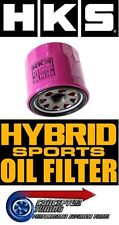 Genuine HKS High Flow Hybrid Sports Oil Filter- For Mazda MX5 NA Mk1 1.6 M