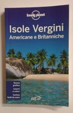 ISOLE VERGINI- GUIDA LONELY PLANET EDT, 1° ED. 2012 (n)