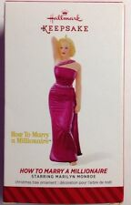 "Hallmark 02756 Marilyn Monroe""How To Marry A Millionaire"""