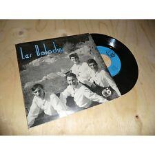 LES BALADINS les souliers + 3 titres RARE CHANSON FOLK - JBP EP - 1960's