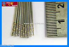 10 Pc Set High Speed PCB Drill Bit 1mm For Electronic Circuit PCB,HomeBrew DIY