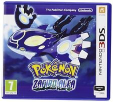 POKEMON ZAFIRO ALFA EN CASTELLANO NUEVO PRECINTADO 3DS N3DS