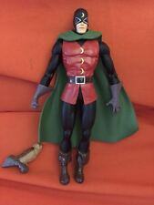"DR MID-NITE 6"" GOLDEN AGE 2001 JUSTICE SOCIETY ACTION FIGURE"