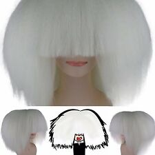 SIA LARGE - WHITE WIG | HD1024