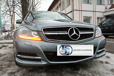 Mercedes Benz W204 2012 2013 C63 AMG Style grille Grill C300 C350 C280 C230 SALE