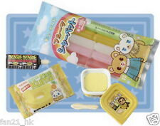 Megahouse White Bear Ice Cream Shop Miniature  Re-ment Size Very Rare B