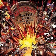 GEHENNAH - Too Loud To Live, Too Drunk To Die  (Ltd.2-CD) DCD