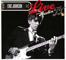 ERIC JOHNSON**LIVE FROM AUSTIN,TX '84(DTS 5.1)**CD+DVD
