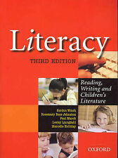 Literacy: Reading, Writing and Children's Literature by Oxford Uni Winch et al