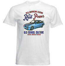 VINTAGE AMERICAN FORD COSWORTH - NEW COTTON T-SHIRT