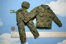 DRAGON 1/6TH SCALE MODERN JAPANESE JGSDF UNIFORM FROM OGAWA