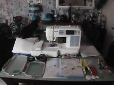 Brother innovis 90e embroidery machine.