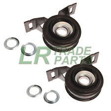 LAND ROVER FREELANDER NEW CENTRE PROPSHAFT BEARINGS X2 - TOQ000040 (1998-06) TD4