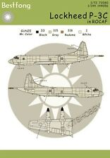 Bestfong Decal 1/144 Lockheed P-3 Orion R.O.C. (Taiwan) AF