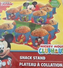 MICKEY MOUSE club house SNACK &CUPCAKES STAND party decoration