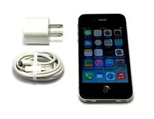 Apple iPhone 4 8GB Verizon - Straight Talk - Page Plus Smartphone Black