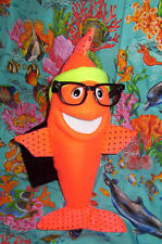 Blacklight Stand Up Fish Ventriloquist -VBS ministry, Aquatic Education...