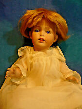 Vintage Antique German Bisque Reproduction JDK 257 Kestner Baby Doll Artist DA1