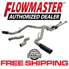 "Flowmaster 817692 3"" Outlaw Cat-Back Exhaust Kit 2009-2017 Toyota Tundra 5.7L"