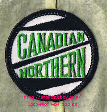 LMH Patch  CANADIAN NORTHERN Railway CNoR CN Railroad National Merger Canada  2""