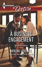 A Business Engagement 2256 by Merline Lovelace (2013, Paperback)