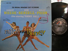 Milk and Honey (Soundtrack) Robert Weede,Mimi Benzell,Molly Picon (Jerry Herman)