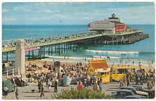The Pier from West Beach, Bournemouth