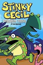 Stinky Cecil in Terrarium Terror by Paige Braddock (2016, Paperback)