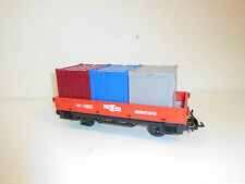 Playmobil  5258 traincar train zug