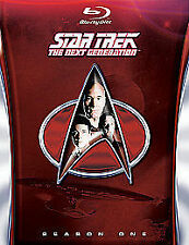 Star Trek - The Next Generation - Series 1 - Complete (Blu-ray, 2012)