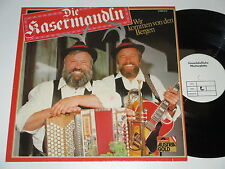 LP/DIE KASERMANDLN/WIR KOMMEN VON DEN BERGENPolydor 2486679/MUSTERPLATTE PROMO