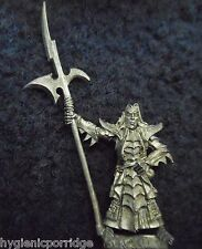 1999 Dark Elf Black Guard Of Naggarond 2 Games Workshop de los elfos de Ejército De Warhammer Gw