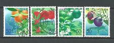 ˳˳ ҉ ˳˳R532-35 Japan Prefectural Flowers of Prefectural-Shikoku 2002 complete 日本