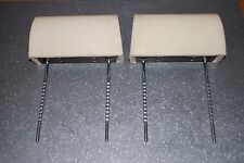 Porsche pair headrests 1968 1969 1970 1971 1972 1973 911S 911RS Recaro Early 911