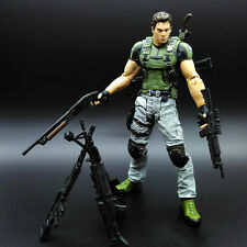 Resident Evil 5 Chris Redfield Figure Biohazard