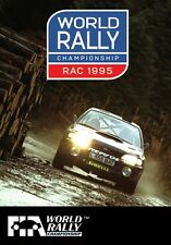 World Rally Championship - RAC 1995 Review (New DVD) FIA WRC McRae Sainz