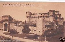 # CIVITELLA RANIERI (Umbertite): CASTELLO MEDIOEVALE