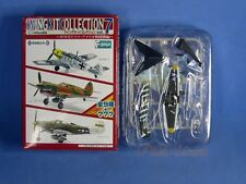 F-Toys Wing Kit 7 P-39Q Airacobra USAF Training Target Fighter 1:144 Aircraft