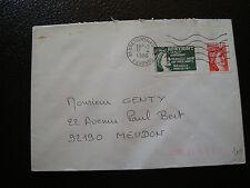 FRANCE enveloppe 1980 (vignette de bretigny sur orge) (cy1) french (N)