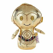 Hallmark Itty Bittys Star Wars C3PO Soft Toy NEW