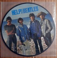 PICTURE DISC LP THE BEATLES - HELP !