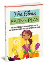 Simple Guide to Improving Your Health and Well-Being -eBook, Videos on 1 CD