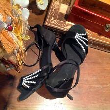 Scarpe da ballo latino americano nuove n. 41