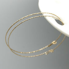 hot 14K matte gold filled 45mm gorgeous big large basketball wives hoop earrings