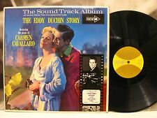 THE EDDY DUCHIN STORY - CARMEN CAVALLARO  ORIGINAL SOUNDTRACK LP UK CORAL CPS 18
