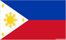 "PHILIPPINES 18"" x 12"" FLAG suitable for Boats Caravans Treehouses flags"